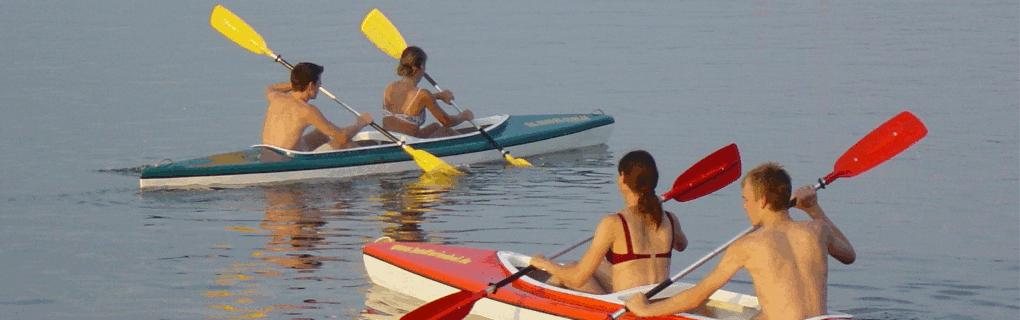 Die Mecklenburgische Seenplatte gehört zu den schönsten Wassersportrevieren Europas